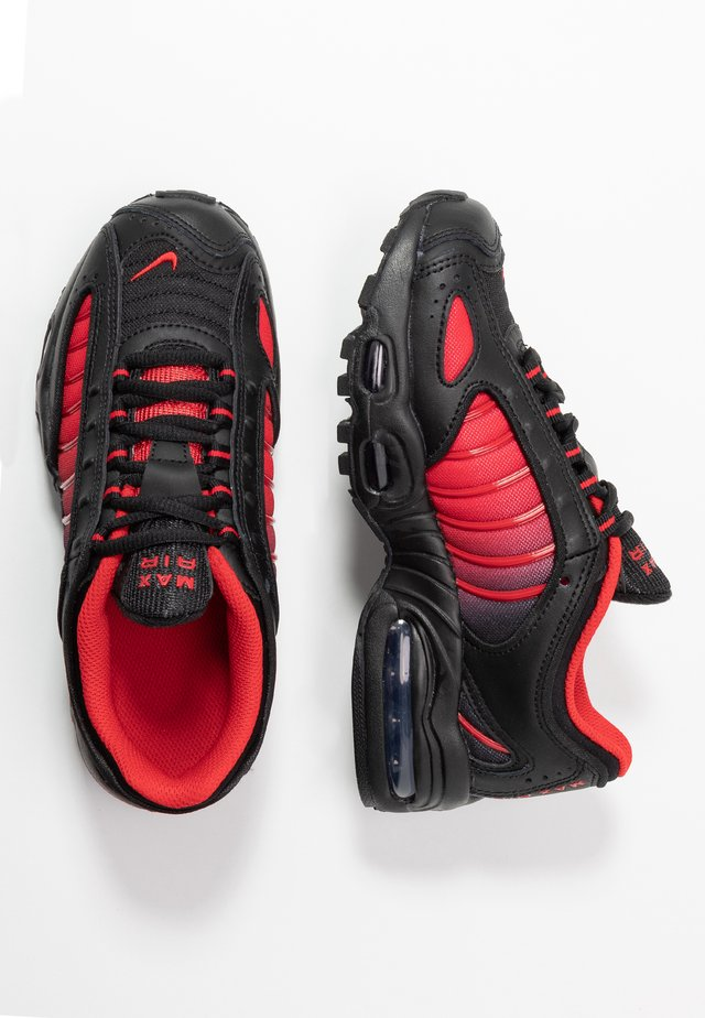 AIR MAX TAILWIND IV - Baskets basses - university red/black/white