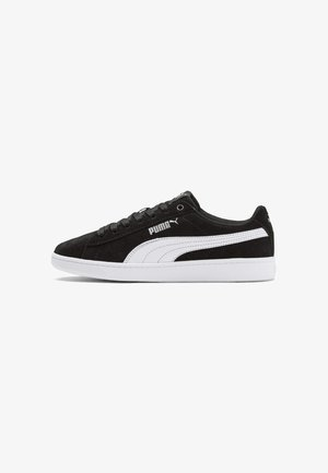 Sneaker low - black-white-silver