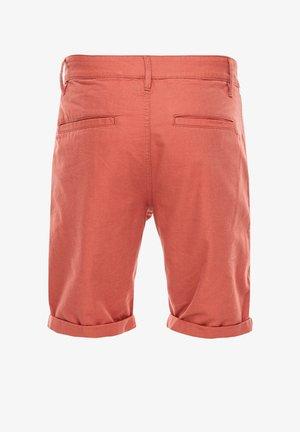 Shorts - sienna melange