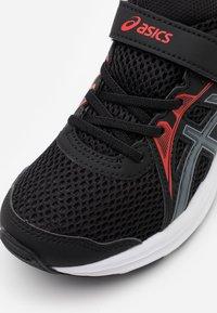 ASICS - JOLT 2 - Neutral running shoes - black/sheet rock - 5