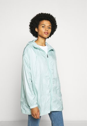 WATER REPELLENT AND WINDPROOF - Impermeable - blue haze