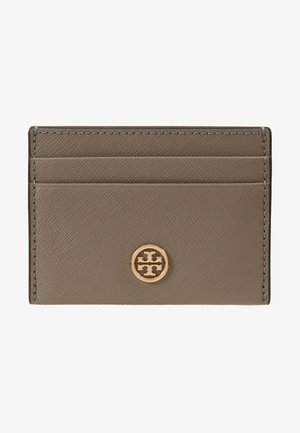ROBINSON CARD CASE - Wallet - gray heron