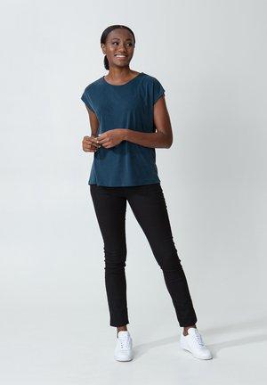 LENORA - T-shirt basic - dkblue