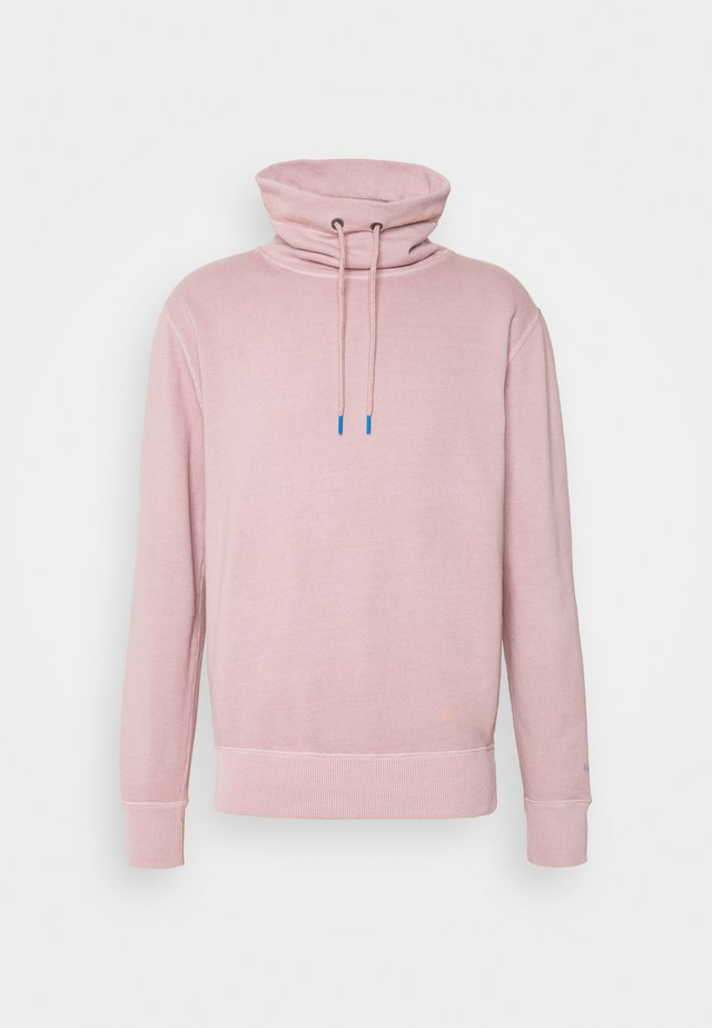 LUCAS UNISEX - Bluza z kapturem - rose