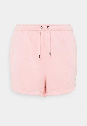 Shorts - pink glaze/white