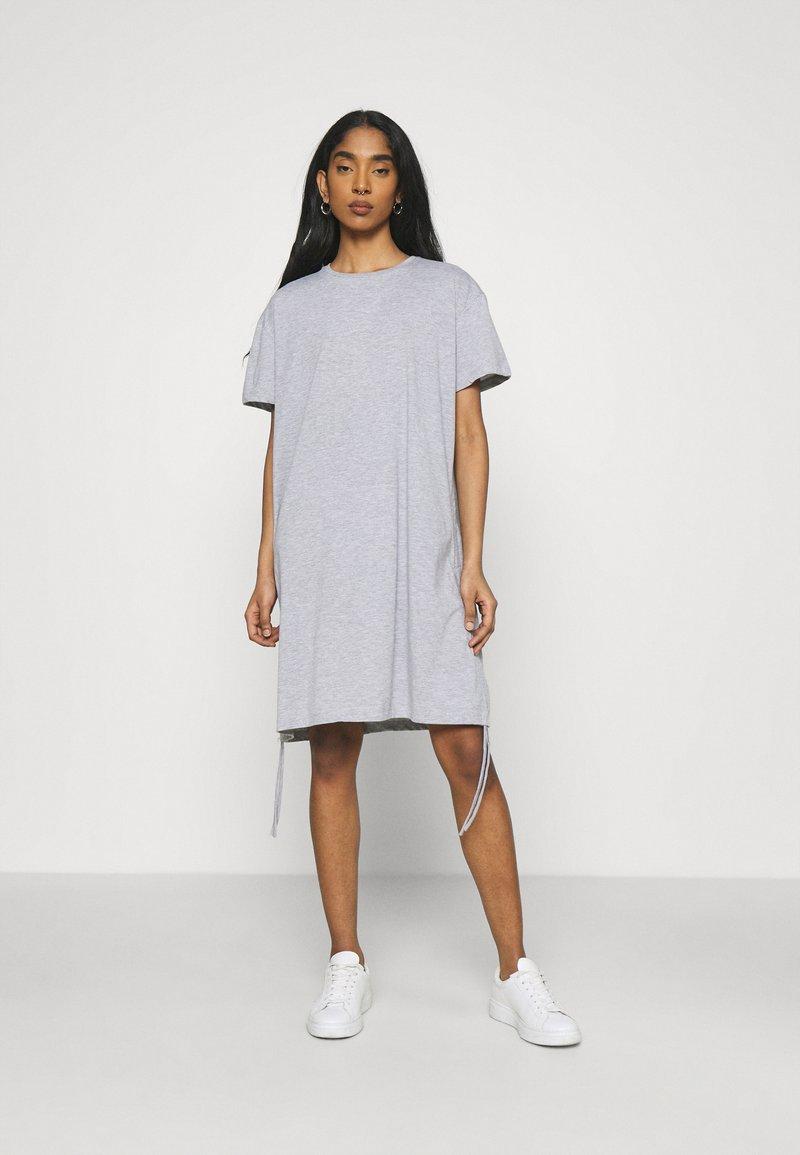 Trendyol - Jersey dress - grey