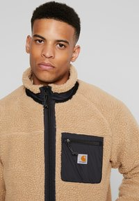Carhartt WIP - PRENTIS LINER - Winter jacket - dusty hamilton brown - 4