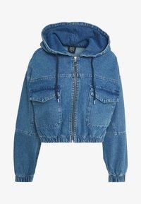 BDG Urban Outfitters - PATCH POCKET JACKET - Denim jacket - mid vintage - 5