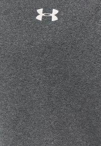 Under Armour - TECH - Camiseta básica - carbon heather - 2
