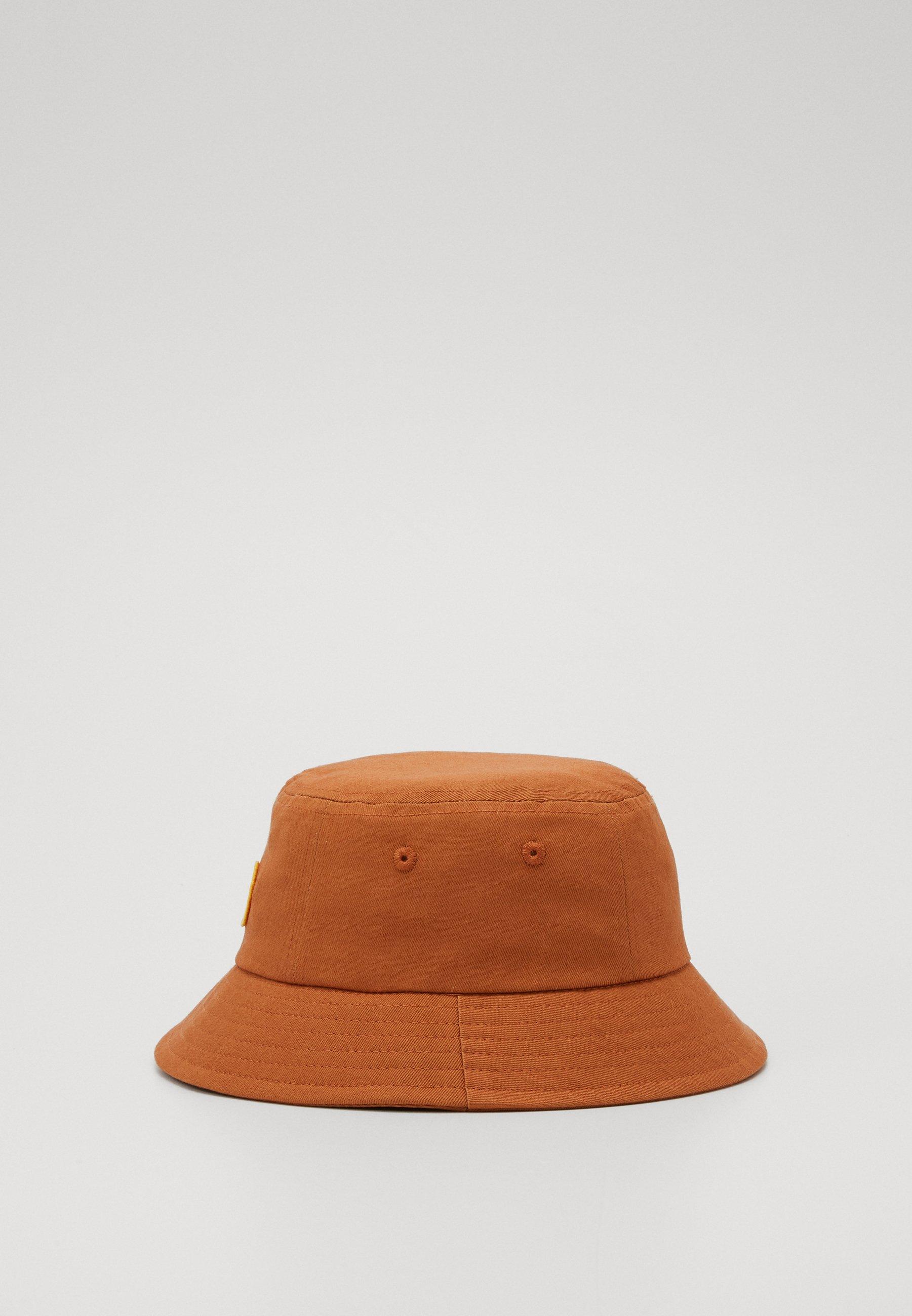 Wood Wood VAL KIDS BUCKET HAT - Hatt - camel/brun IP4sORn0QDsz9m7