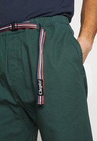 Cleptomanicx - TRANSIT TEAM - Trousers - north atlantic - 5