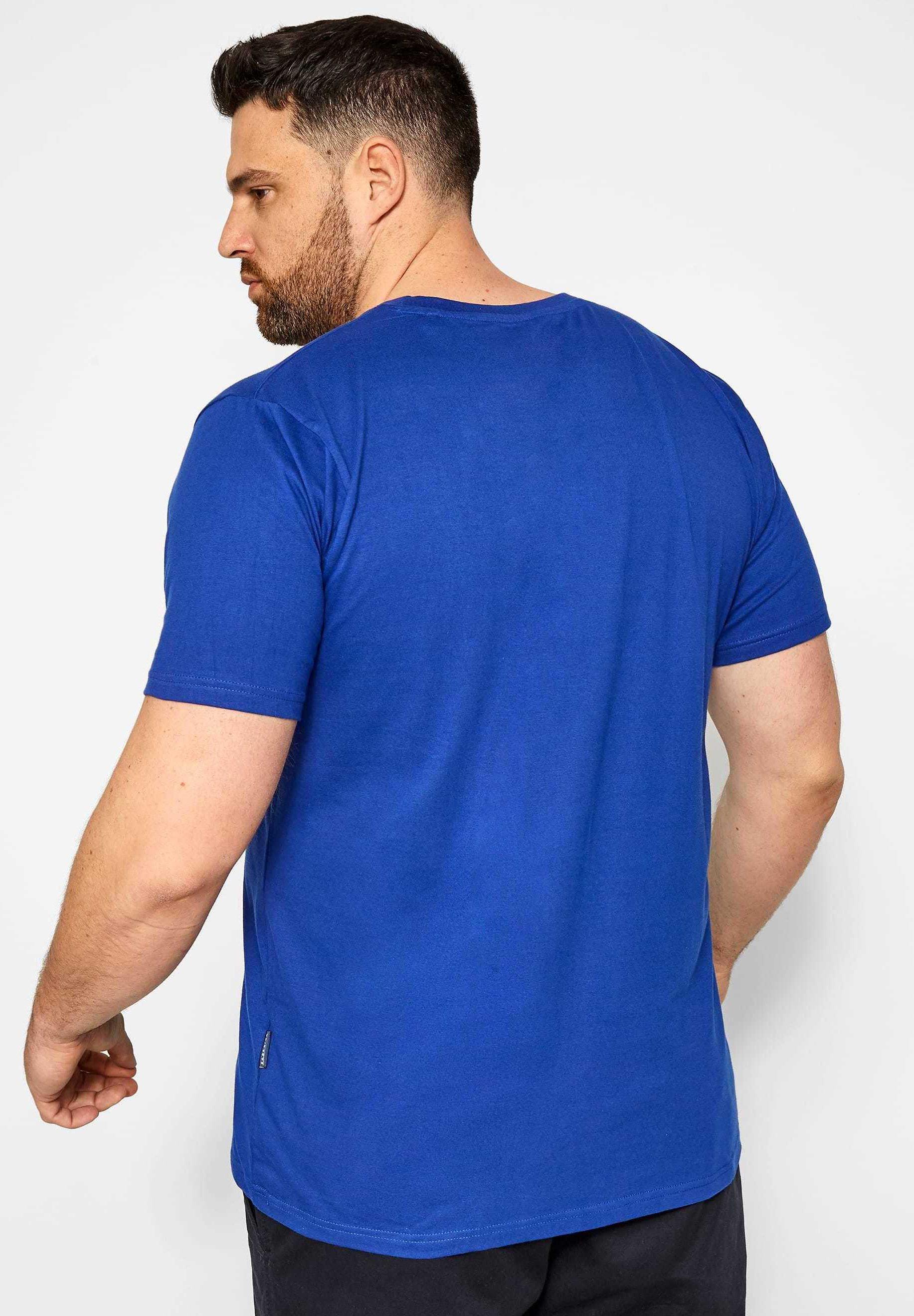 BadRhino ROAD TRIP - Print T-shirt - blue 5o2fT
