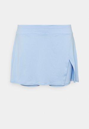 PLUS - Sports skirt - light blue/black