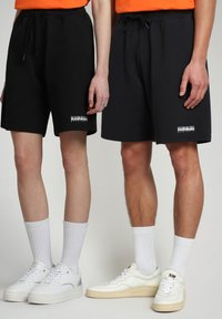 Napapijri - NASAN - Shorts - black - 3