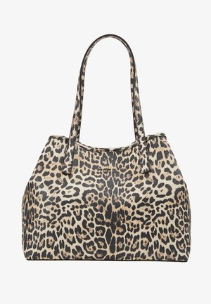 VIKKY TOTE SET - Handbag - anthracite