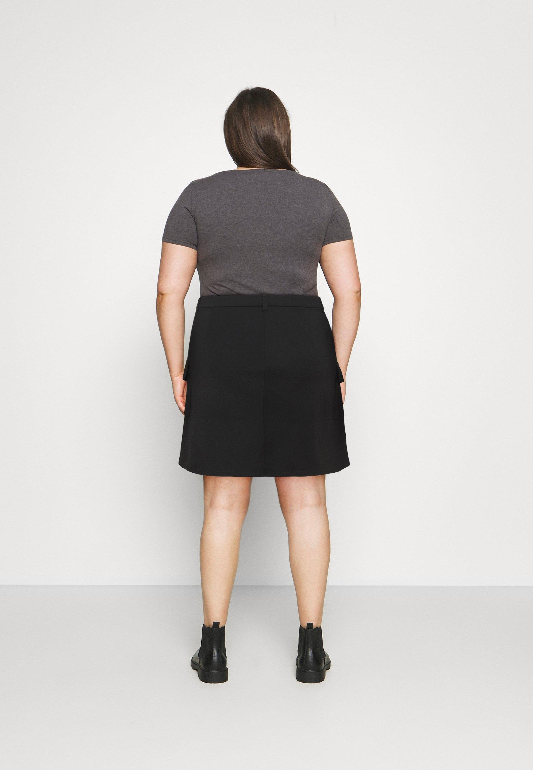 Femme NMHIPE PALMA SKIRT  - Minijupe