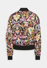 Versace Jeans Couture - LADY JACKET - Bomber Jacket - black - 1
