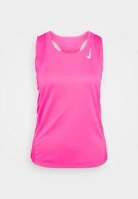 Nike Performance - RACE SINGLET - Topper - hyper pink - 4
