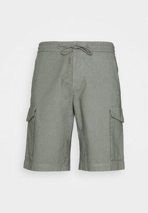REGULAR FIT - Shorts - grey
