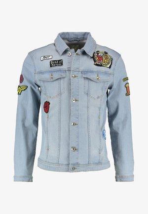 Denim jacket - lightblue