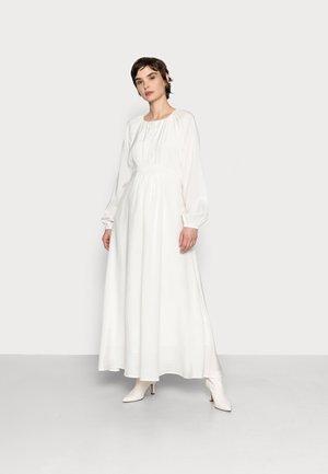 ARIEL DRESS - Maxi dress - eggnog