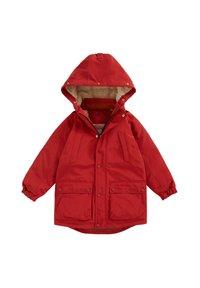 Töastie - NORTH STAR PARKA - Winter coat - red - 3