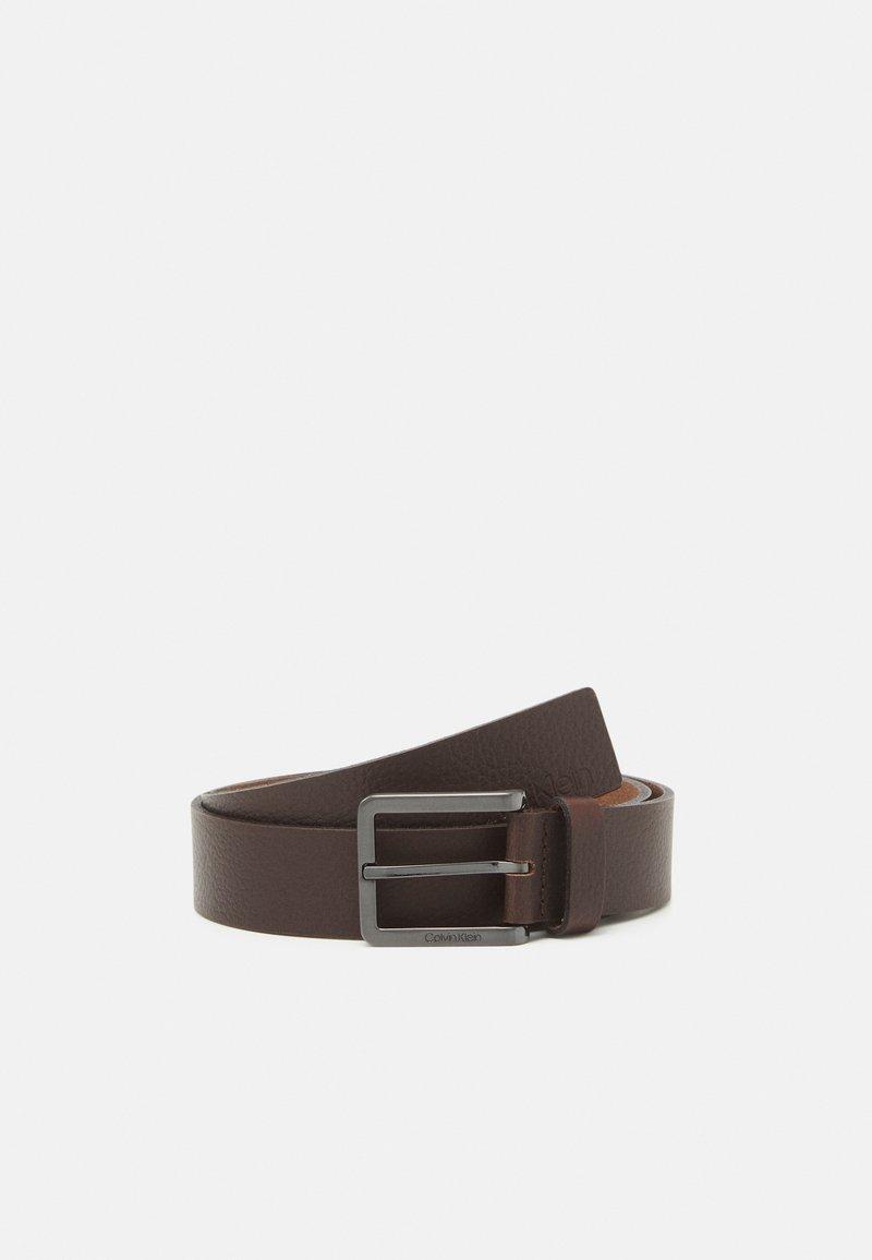 Calvin Klein - ESSENTIAL PLUS - Belt - brown