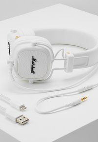 Marshall - MAJOR III BLUETOOTH - Koptelefoon - white - 5