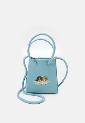 ICON MINI HANDBAG - Handbag - pale blue