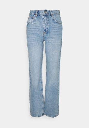 Straight leg -farkut - standard blue