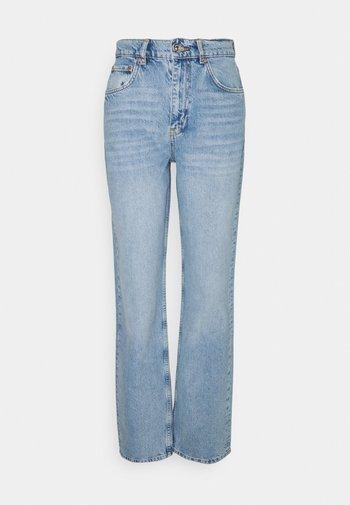 Straight leg jeans - standard blue
