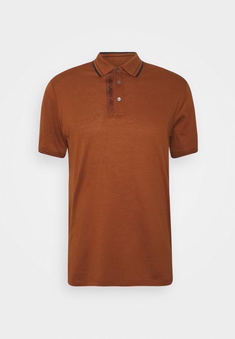 Emporio Armani - Polo - orange