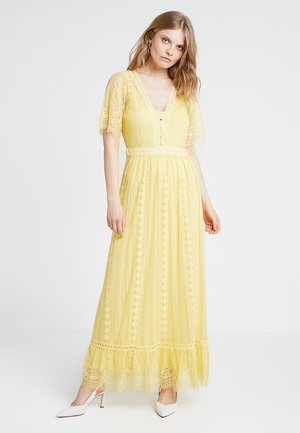 YELLA - Maxi šaty - soft yellow