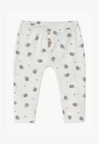 Benetton - Leggings - Trousers - white - 0