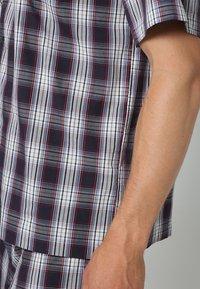 Jockey - PYJAMA 1/2 WOVEN - Pyjama set - red/white - 6