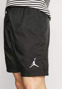 Jordan - JUMPMAN POOLSIDE - Short - black/white - 5
