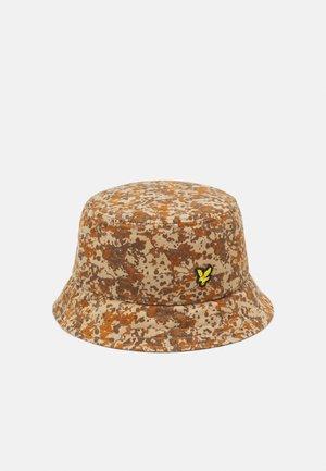 BUCKET HAT UNISEX - Klobouk - brown earth