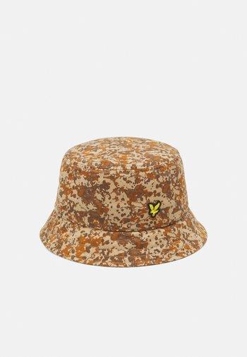 BUCKET HAT UNISEX - Hatt - brown earth