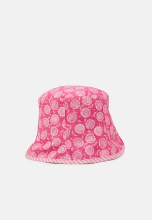 MINI GIRL REVERSIBLE - Klobouk - pink/wollweiß