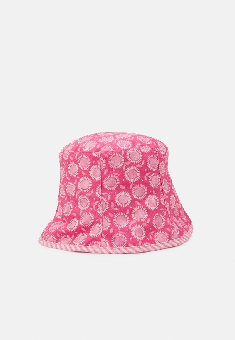 maximo - MINI GIRL REVERSIBLE - Klobouk - pink/wollweiß