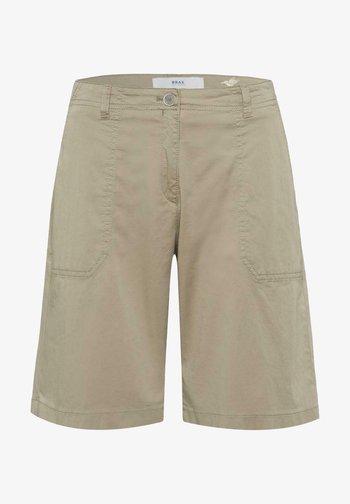 STYLE MEL B - Shorts - beige