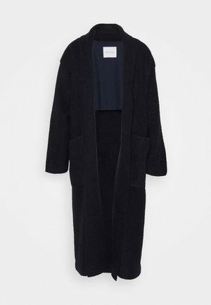 ONOBAY - Płaszcz wełniany /Płaszcz klasyczny - noir bleu chine