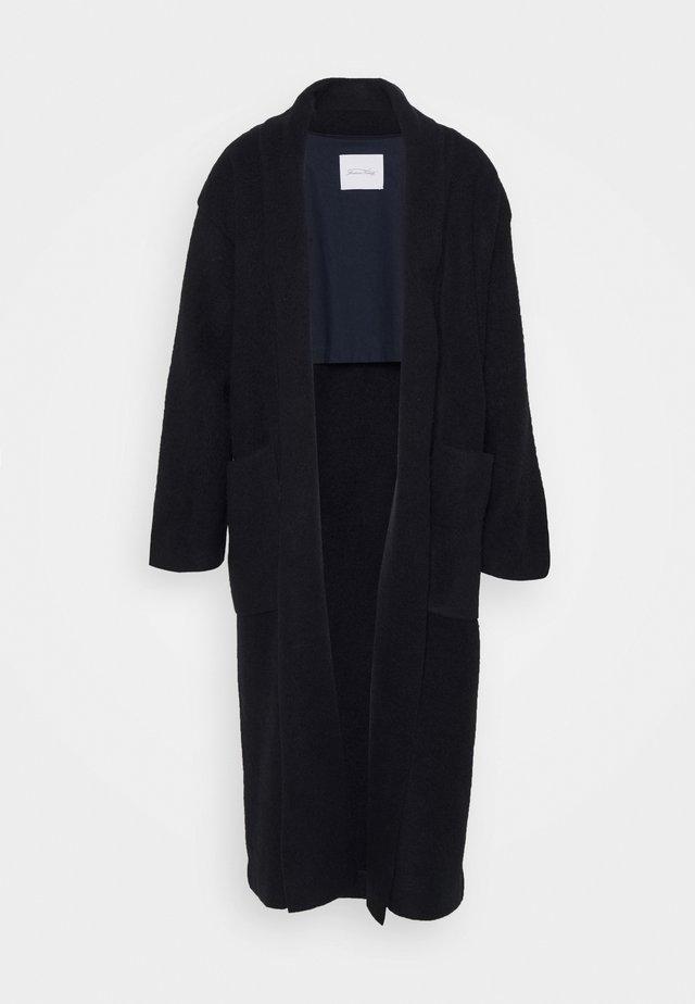 ONOBAY - Classic coat - noir bleu chine