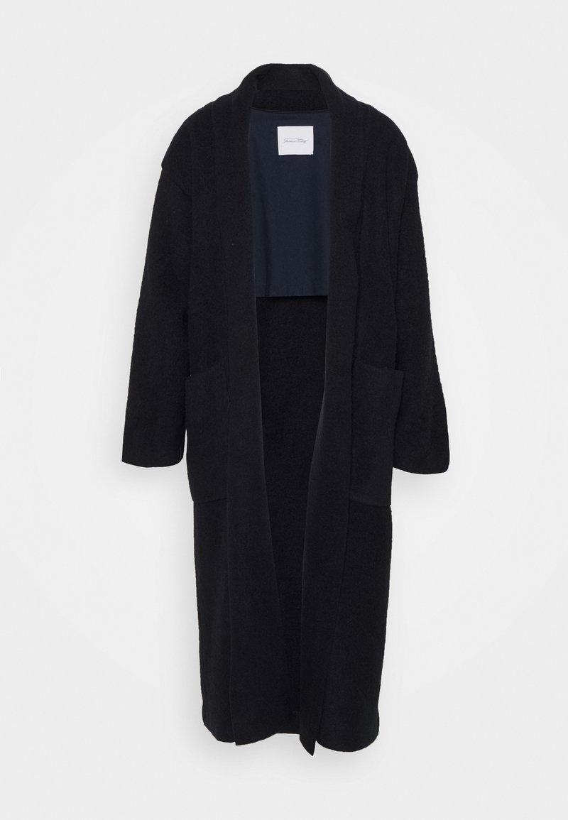 American Vintage - ONOBAY - Classic coat - noir bleu chine