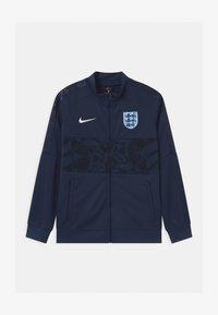 Nike Performance - ENGLAND ANTHEM UNISEX - National team wear - midnight navy/white - 0