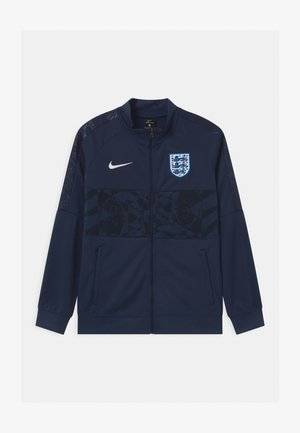 ENGLAND ANTHEM UNISEX - National team wear - midnight navy/white