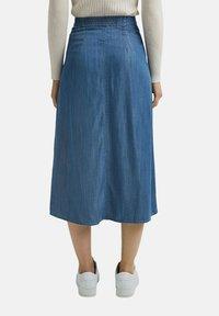 Esprit - Denim skirt - blue medium washed - 4