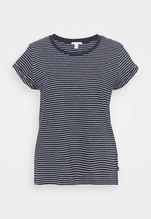 CORE - T-shirt imprimé - dark blue