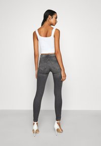 ONLY - ONLKENDELL LIFE - Jeans Skinny - medium grey denim - 2