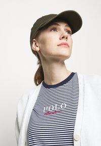 Polo Ralph Lauren - Print T-shirt - cruise navy/white - 3